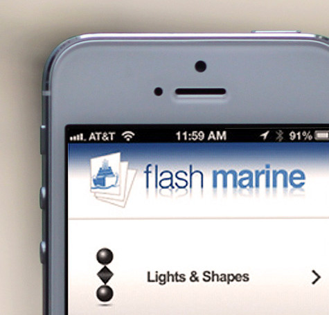 Flash Marine – Mobile App
