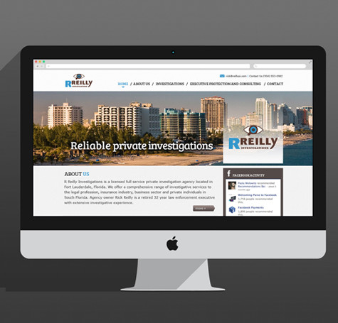 R. Reilly Investigation – Web