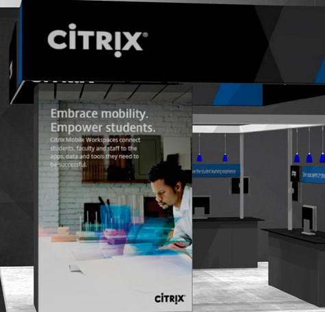 Citrix – Display Booth