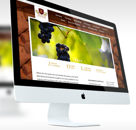 Jolo Winery & Vineyards – Web